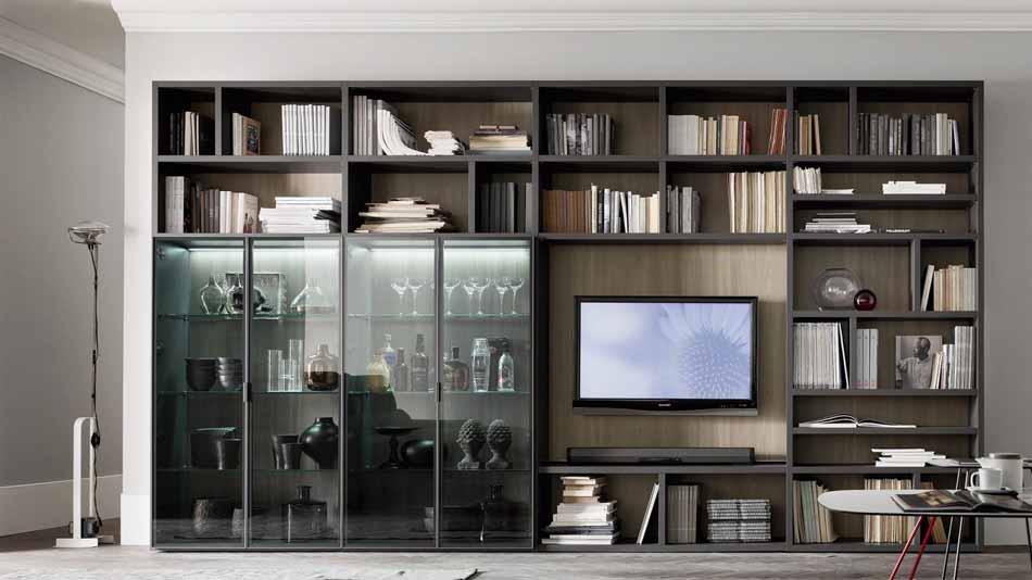 Orme Living E Librerie – Bruni Arredamenti – 106
