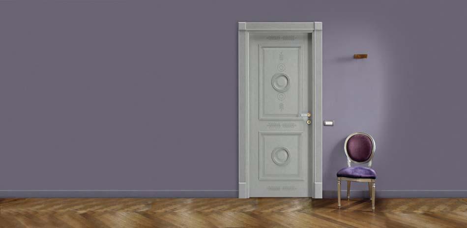 Porte Dierre Contemporanee Classiche 01 Bonaparte – Bruni Arredamenti