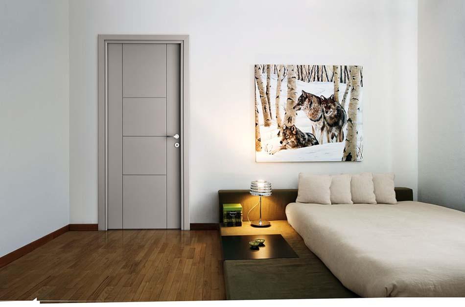 Porte Dierre Moderne 04 Forte – Bruni Arredamenti
