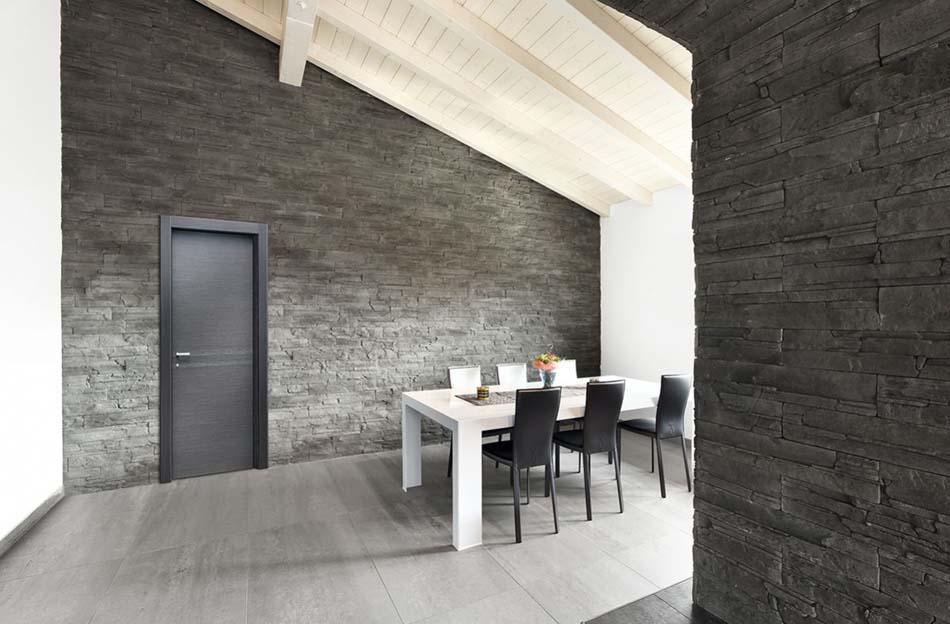 Porte Dierre Moderne 1 Insert Feel – Bruni Arredamenti