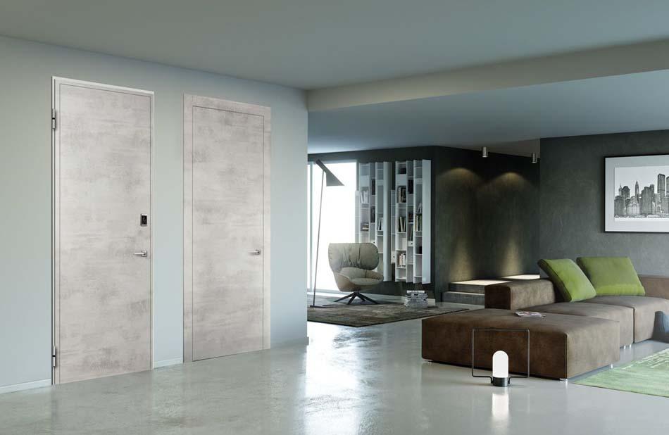 Porte Dierre Moderne 2 Isy – Bruni Arredamenti