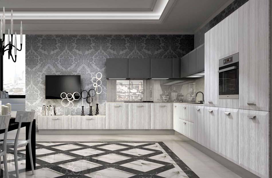 Scic Cucine 01 Design Livigno – Bruni Arredamenti