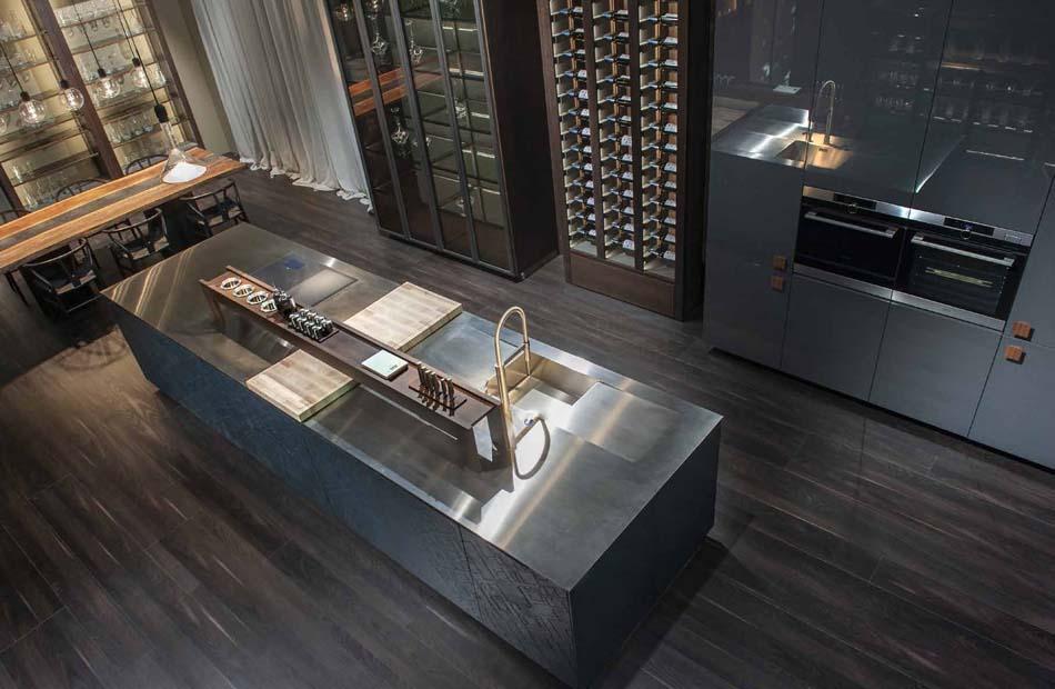 Scic Cucine 01 Design Pompei – Bruni Arredamenti