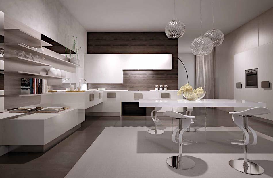 Scic Cucine 01 Design Solobianco – Bruni Arredamenti