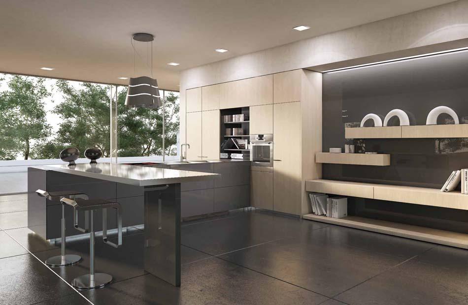 Scic Cucine 02 Design Monolite – Bruni Arredamenti