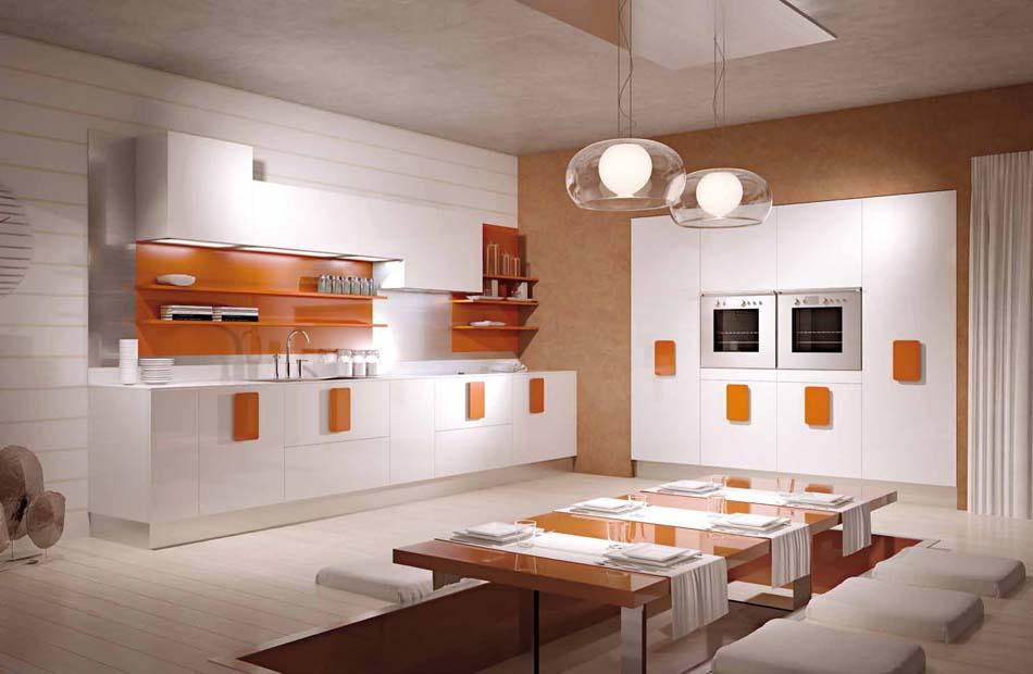 Scic Cucine 02 Design Solobianco – Bruni Arredamenti