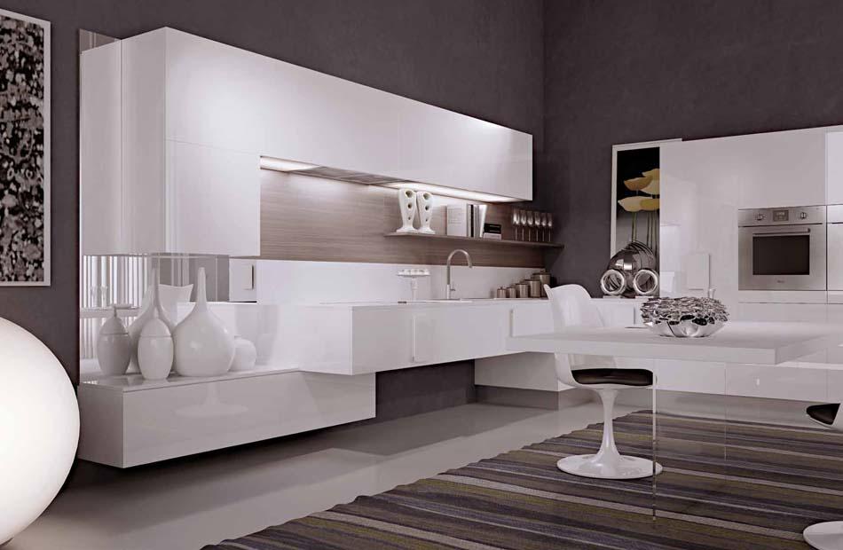 Scic Cucine 02a Design Solobianco – Bruni Arredamenti