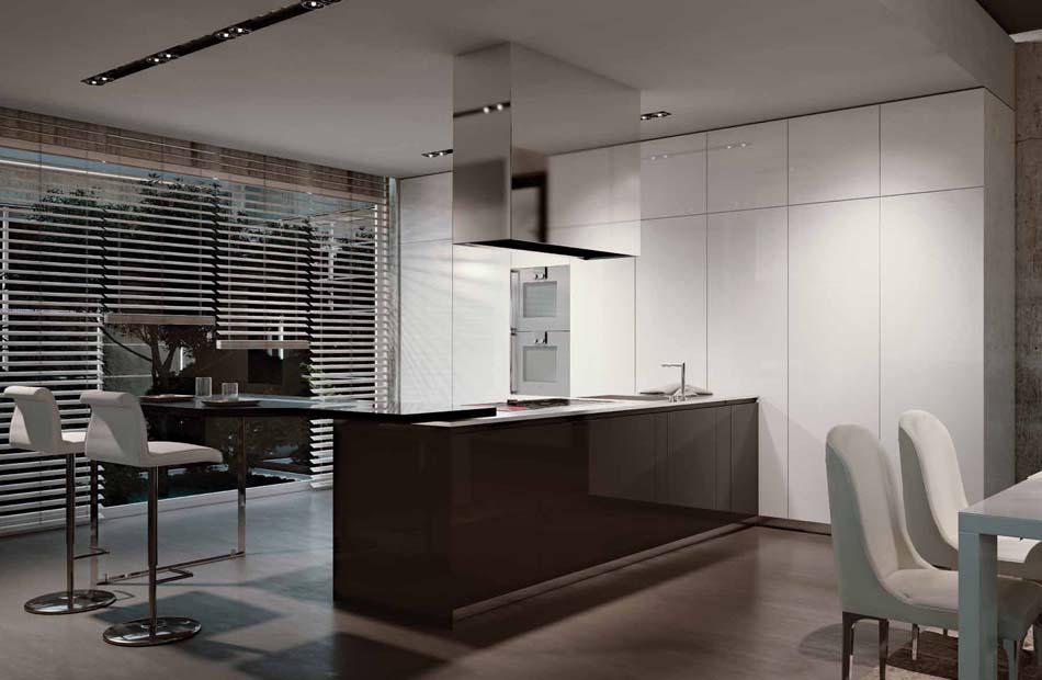 Scic Cucine 03 Design Conchiglia – Bruni Arredamenti