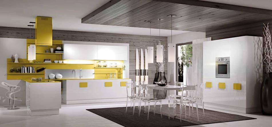 Scic Cucine 03 Design Solobianco – Bruni Arredamenti