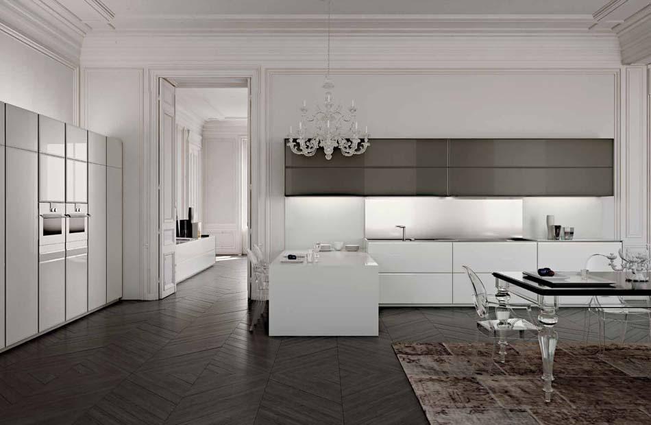 Scic Cucine 04 Design Conchiglia – Bruni Arredamenti
