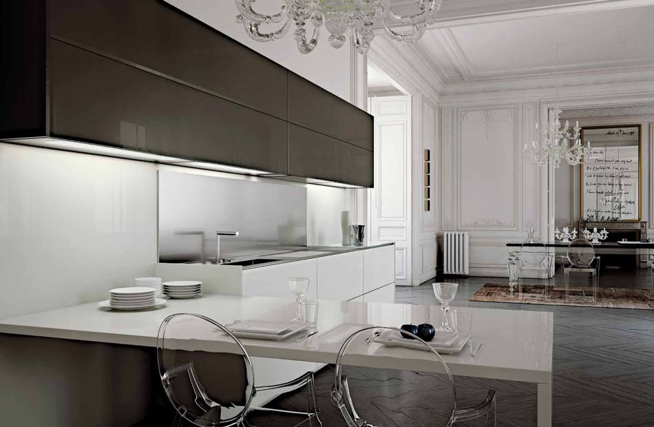 Scic Cucine 05 Design Conchiglia – Bruni Arredamenti