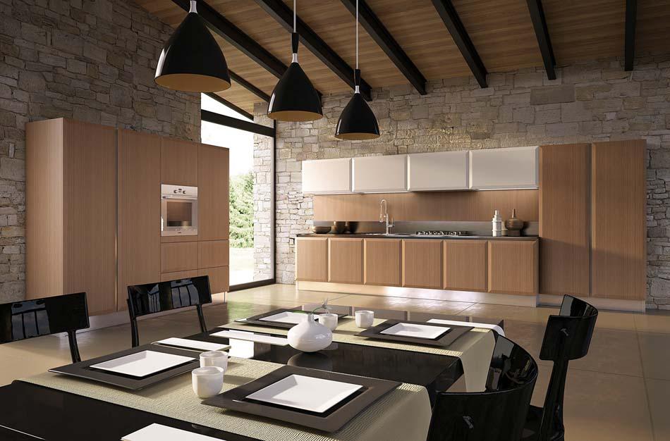 Scic Cucine 05 Design Livigno – Bruni Arredamenti