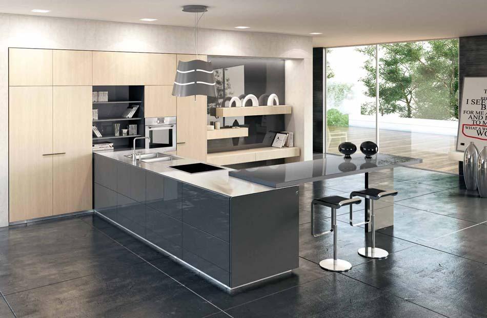 Scic Cucine 05 Design Monolite – Bruni Arredamenti