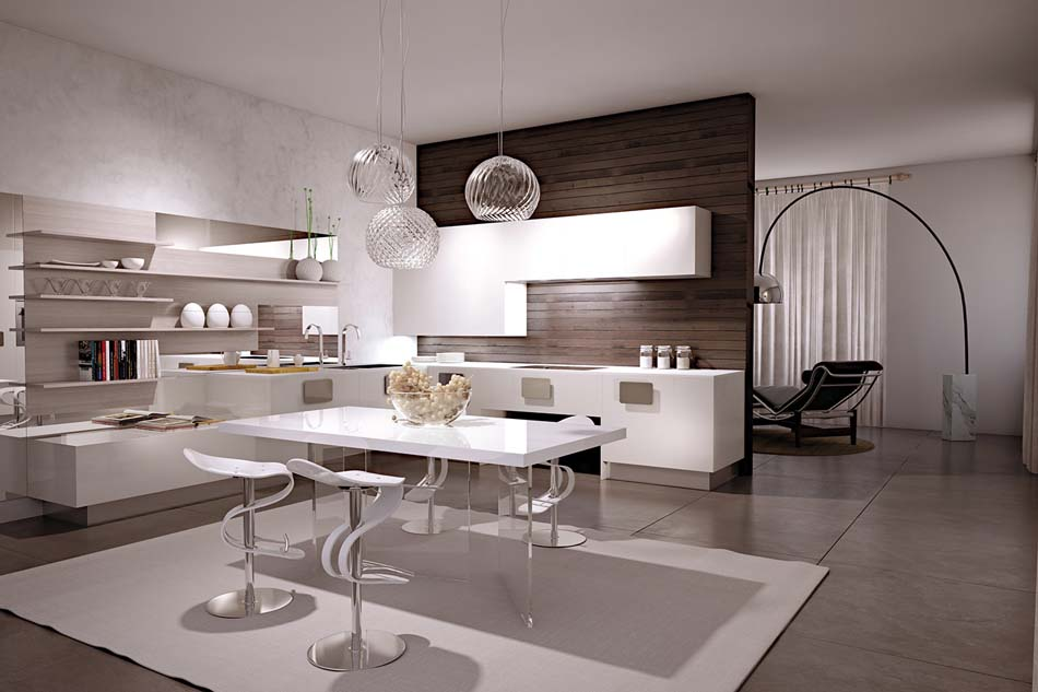 Scic Cucine 05 Design Solobianco – Bruni Arredamenti