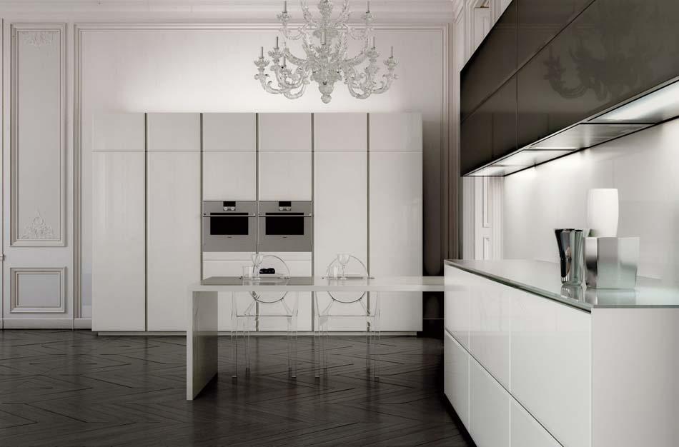 Scic Cucine 06 Design Conchiglia – Bruni Arredamenti