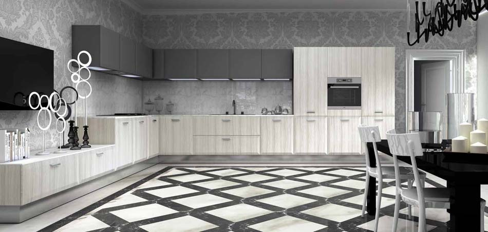 Scic Cucine 06 Design Livigno – Bruni Arredamenti