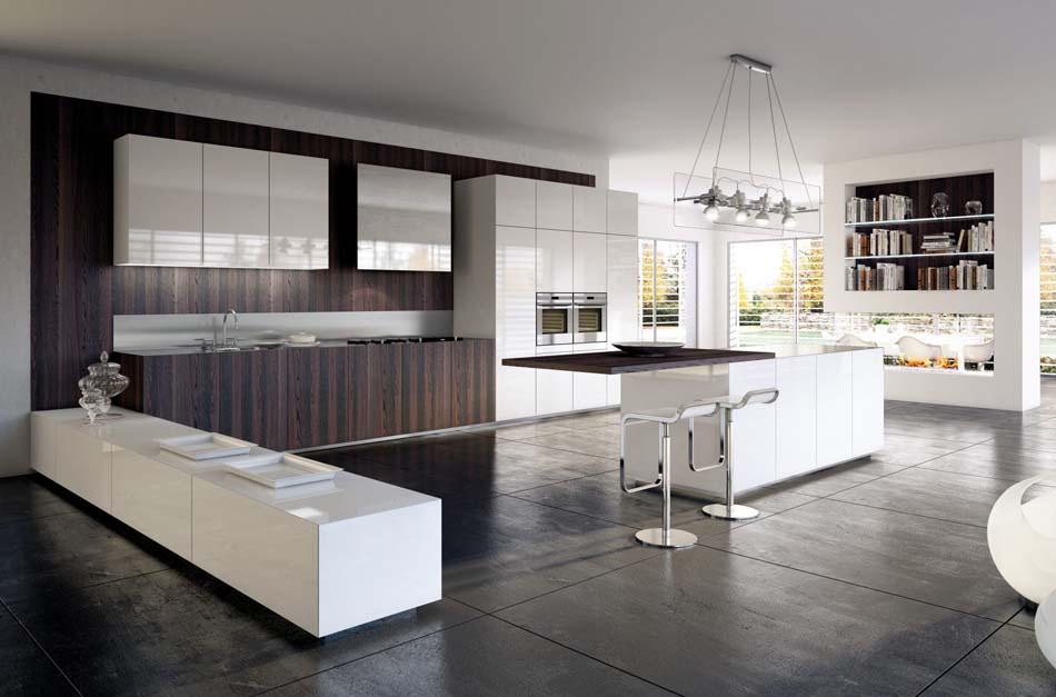 Scic Cucine 06 Design Monolite – Bruni Arredamenti