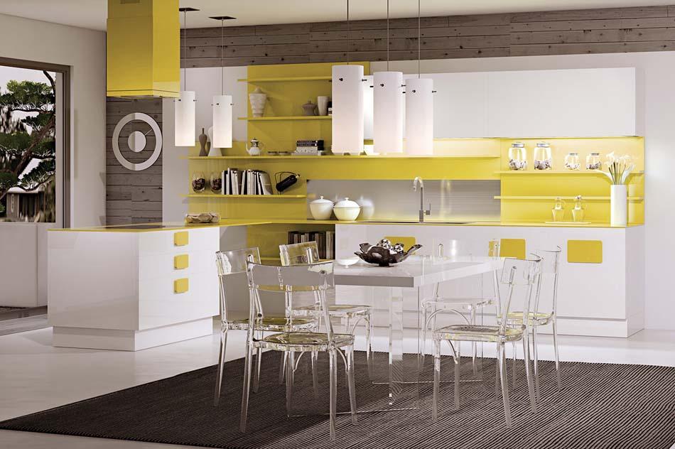 Scic Cucine 06 Design Solobianco – Bruni Arredamenti