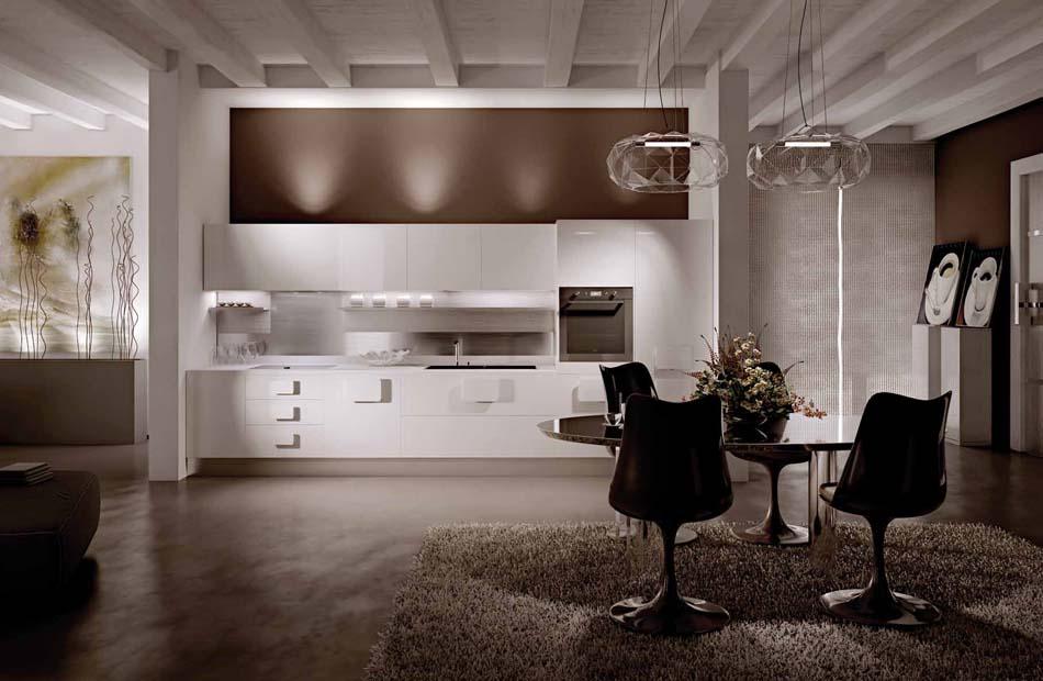 Scic Cucine 06a Design Solobianco – Bruni Arredamenti