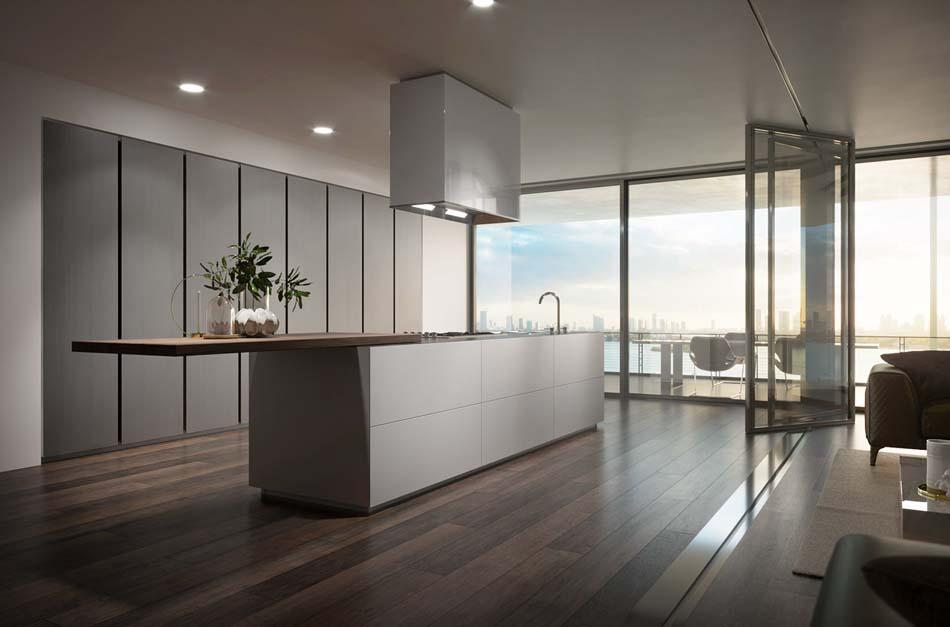 Scic Cucine 07 Design Monolite – Bruni Arredamenti