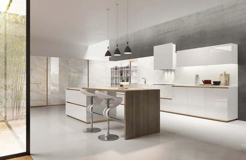 Cucine Scic Moderne.Chic Cucine Moderne Componibili Di Design Bruni Arredamenti