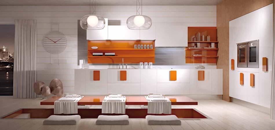 Scic Cucine 08 Design Solobianco – Bruni Arredamenti