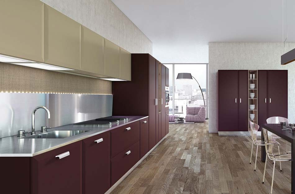 Scic Cucine 09 Design Livigno – Bruni Arredamenti