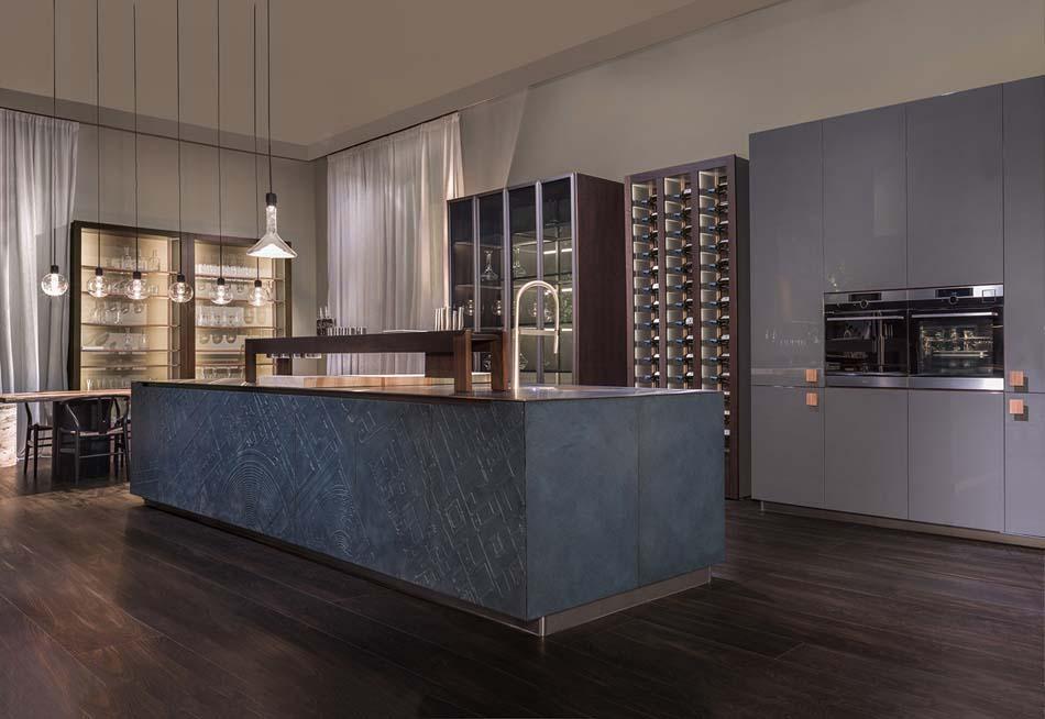 Scic Cucine 09 Design Pompei – Bruni Arredamenti