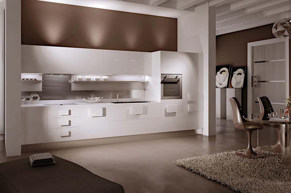 Scic Cucine 09 Design Solobianco – Bruni Arredamenti