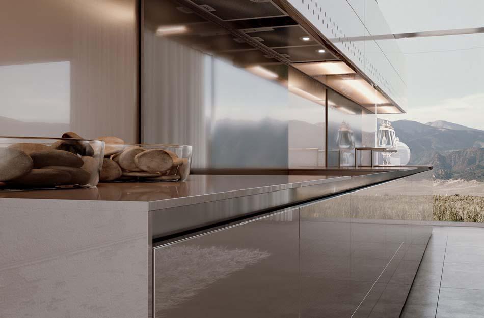 Scic Cucine 10 Design Conchiglia – Bruni Arredamenti