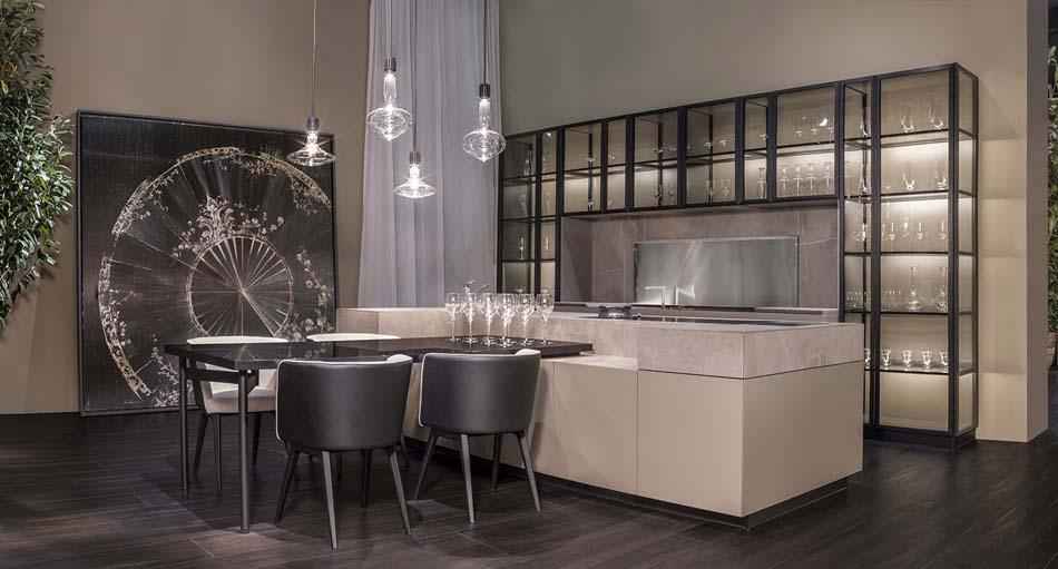 Scic Cucine 10 Design Monolite – Bruni Arredamenti