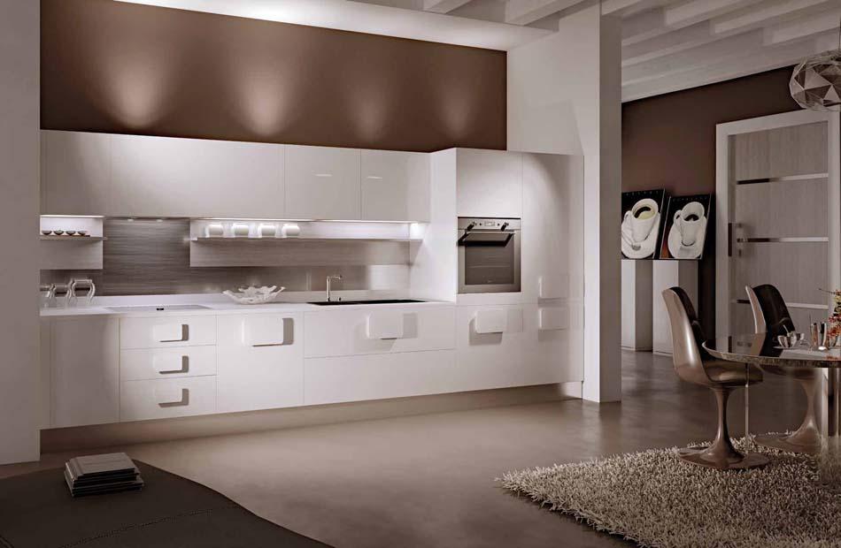 Scic Cucine 10 Design Solobianco – Bruni Arredamenti