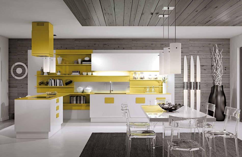 Scic Cucine 10a Design Solobianco – Bruni Arredamenti