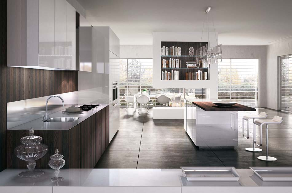Scic Cucine 13 Design Monolite – Bruni Arredamenti