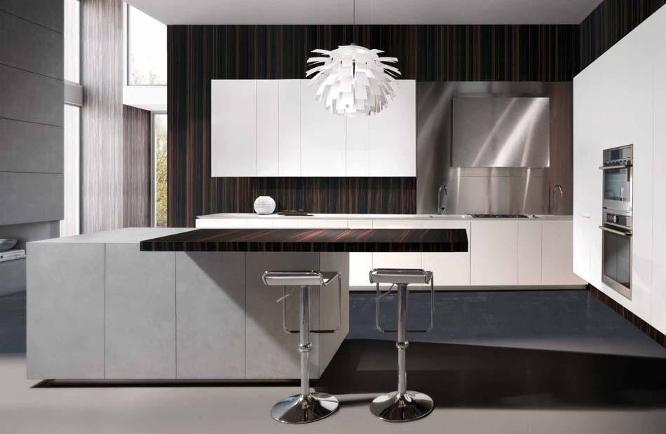 Scic Cucine 14 Design Monolite – Bruni Arredamenti