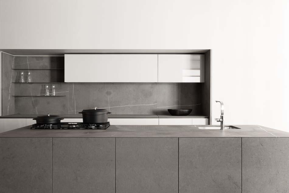 Scic Cucine 15 Design Monolite – Bruni Arredamenti