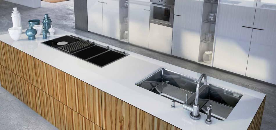 Scic Cucine 16 Design Monolite – Bruni Arredamenti