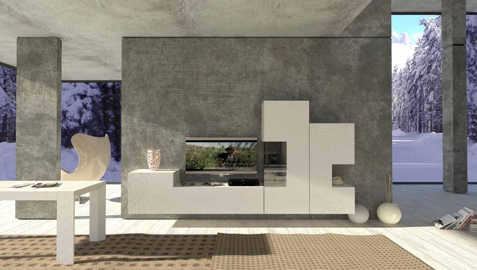 Voltan Living Moderno – Bruni Arredamenti – 114