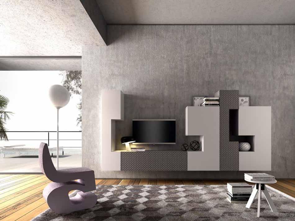Voltan Living Moderno – Bruni Arredamenti – 138