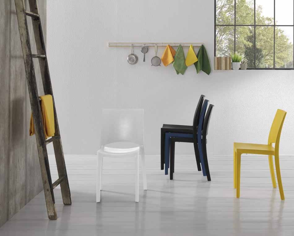 Zamagna Italia 15 Sedia Design – Firenze Arredament