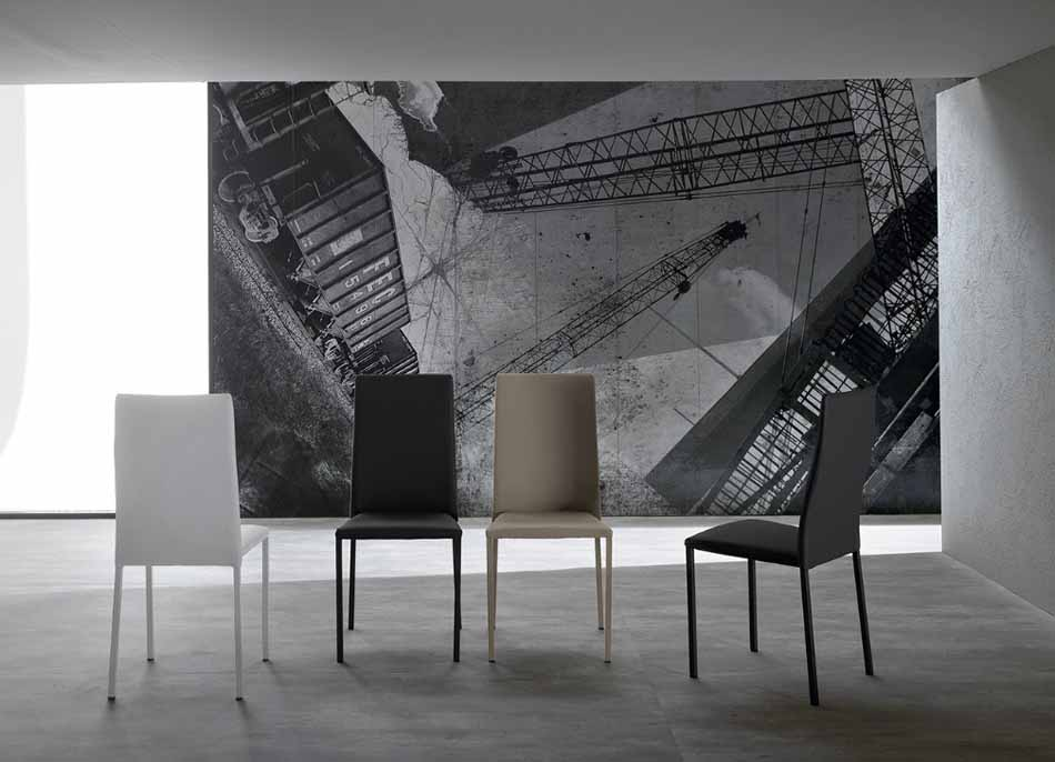 Zamagna Italia 20 Sedia Design – Bruni Arredamenti