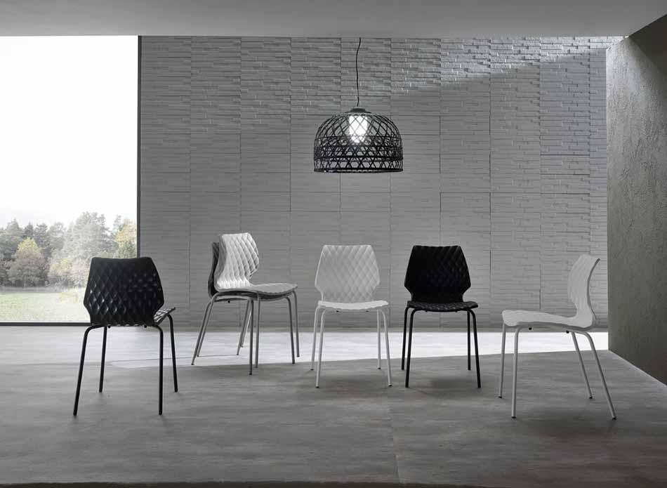 Zamagna Italia 21 Sedia Design – Bruni Arredamenti