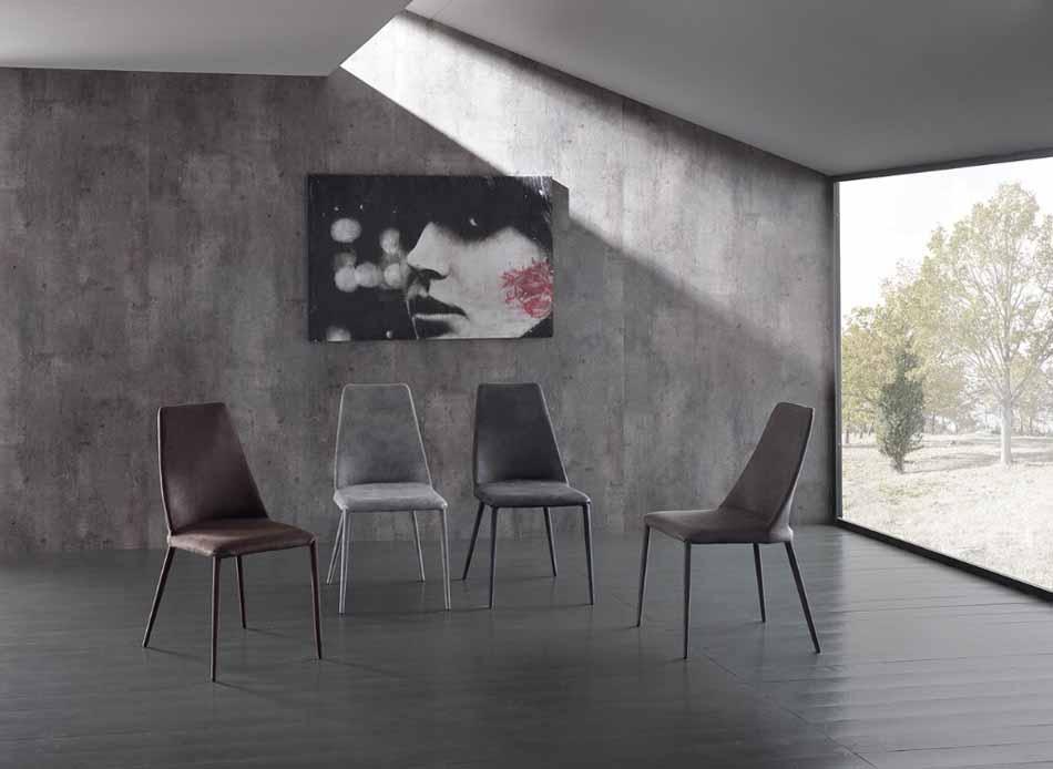 Zamagna Italia 24 Sedia Design – Bruni Arredamenti