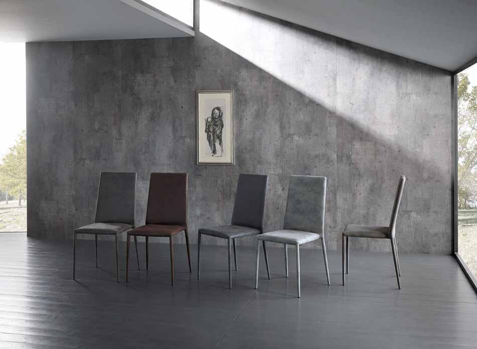 Zamagna Italia 25 Sedia Design – Bruni Arredamenti