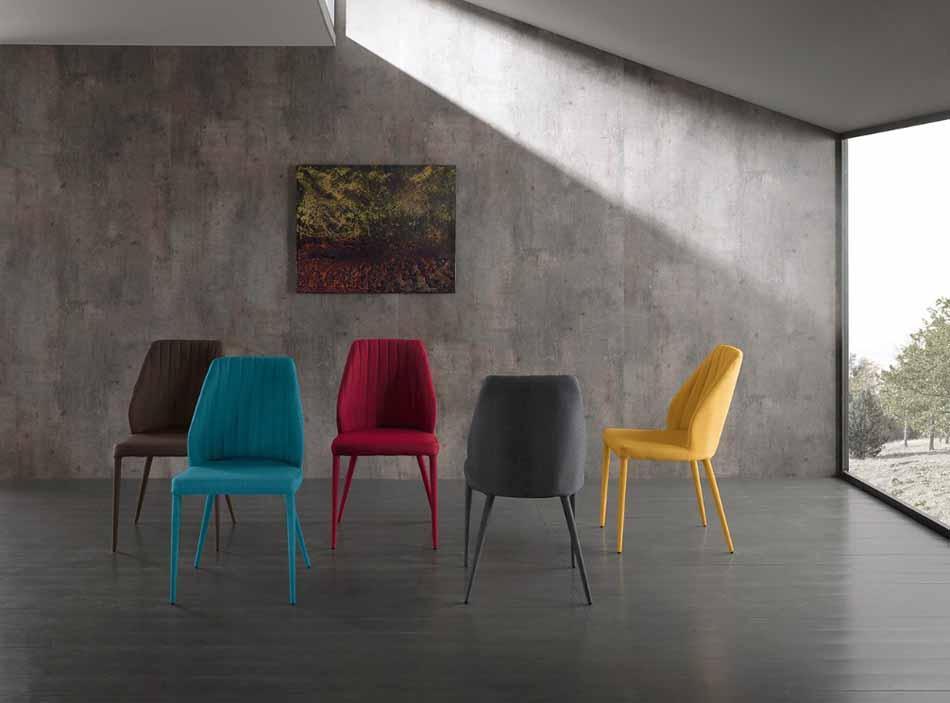 Zamagna Italia 30 Sedia Design – Bruni Arredamenti