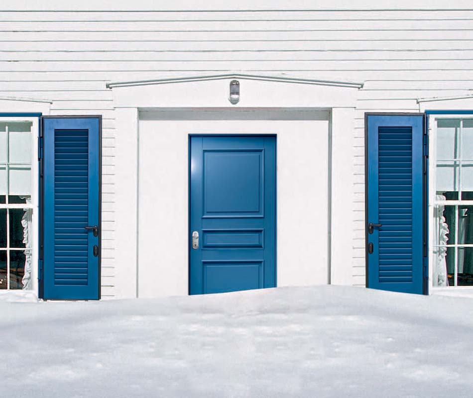Dierre Porte Blindate Sinergy – Bruni Arredamenti