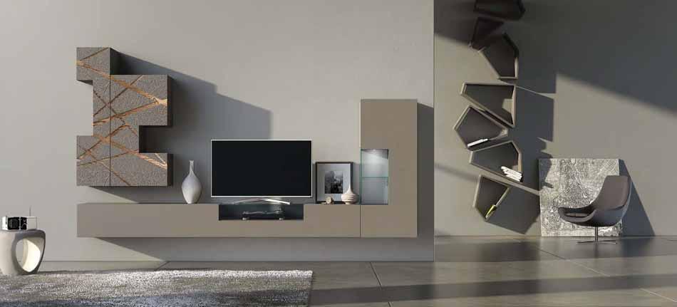 Voltan Living Moderno 06- Bruni Arredamenti
