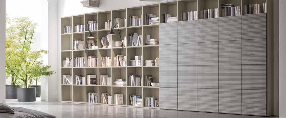 Tomasella Giorno 06 Libreria – Bruni Arredamenti