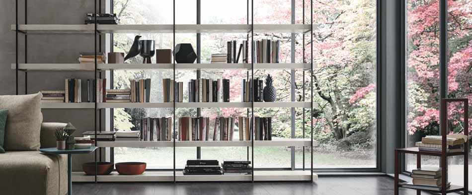 Tomasella Giorno 12 Libreria – Bruni Arredamenti
