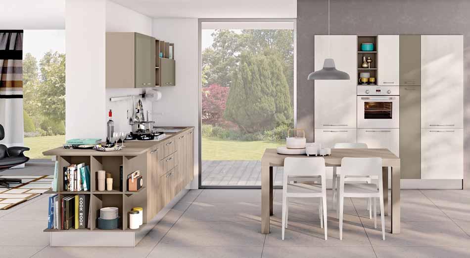 Creo Kitchens 01 Kyra – Bruni Arredamenti